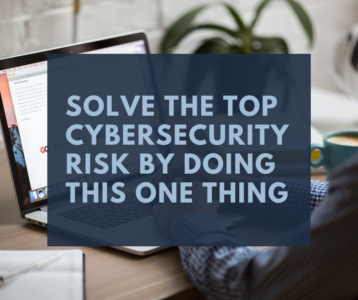 top cybersecurity risk